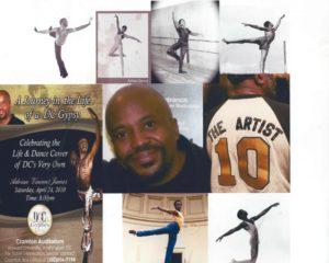Adrian v James Dance Instructor