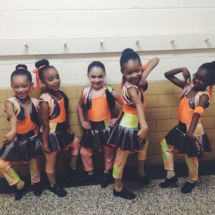 Dancer class age 3 and up