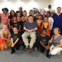 Dance-company-meets-John