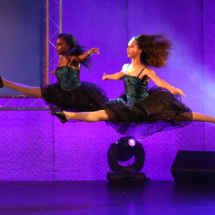 Teens perform at Dance Competition