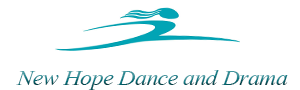 New Hope Dance and Drama Logo