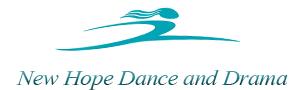 New Hope Dance and Drama Logo