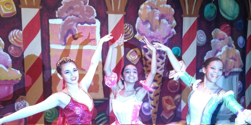Permalink to: Company Dances in Nutcracker