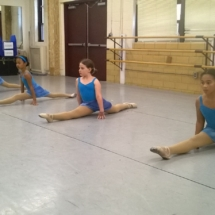 Stretching-During-Ballet-Class