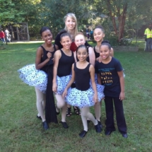 Watkins Park Kinderfest Dance Performance