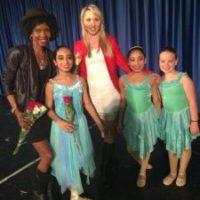 Spring Dance performers 2016