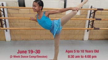 Permalink to: Summer Dance Camp
