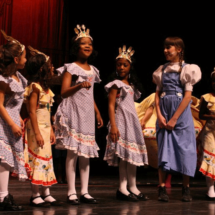 Children's theater acting