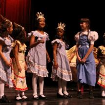 Children's theater acting
