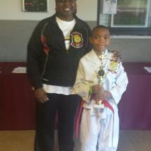 Tae Kwon Do Tournament Award