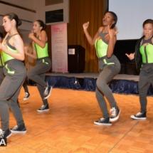 El poder de ser mujer Gala Hip Hop Performance