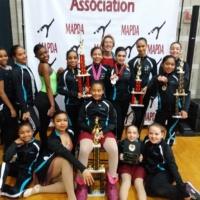 New Hope Youth Dance Company at MAPDA championship