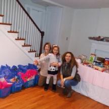 New-Hope-Dance-company-food-donations