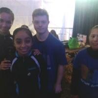 Team at Polar Plunge 2018