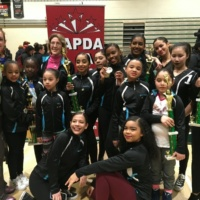 Dance Company competes at MAPDA 2018