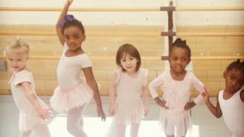 Permalink to: Little Ballerinas