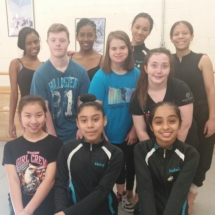 new-hope-dance-company-and-rhythmn-express-teams pose