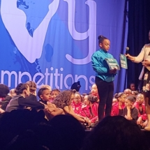dancer wins award