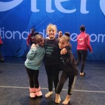 petites dance team members